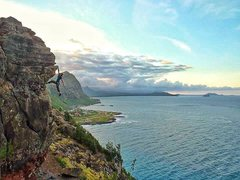 Rock Climbing Photo: ......!!!