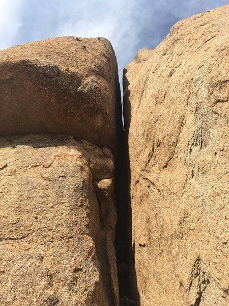 Rock Climbing Photo: Vuluptous Ham