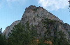 Rock Climbing Photo: Lower Cathedral Rock - photo credit Yosemike