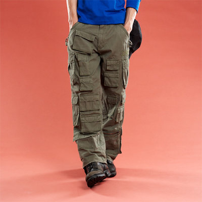 My new favorite climbing pants. Lots of room for gear <br>