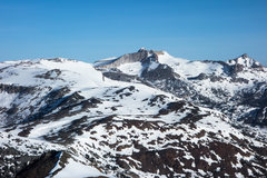 Mt. Conness snow conditions, 5/31/2016