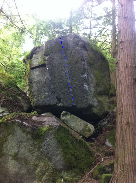 Rock Climbing Photo: 1. Relic