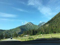Amazing scenery in Leavenworth