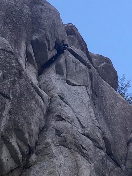 Rock Climbing Photo: No Siberian Gulag for me!