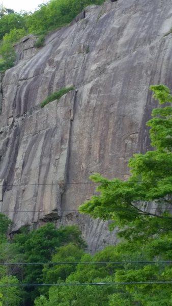 Rock Climbing Photo: TGD