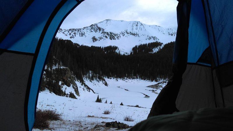 What a view , mt wheeler, Taos nm