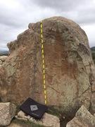 Rock Climbing Photo: The Sagebrush Shuffle