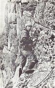 Rock Climbing Photo: Henry 1975