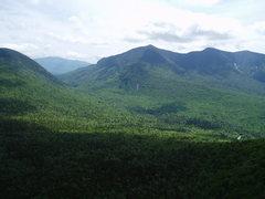 Rock Climbing Photo: More Nice Views! Mt Sandwich (thru Greely Notch) a...