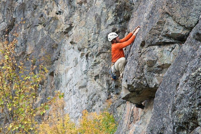 "Rock Climbing Photo: Matching Hands on ""E""  Photo Credit: Dar..."