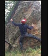 "Rock Climbing Photo: Starting Moves of ""Love Ya Babes"""