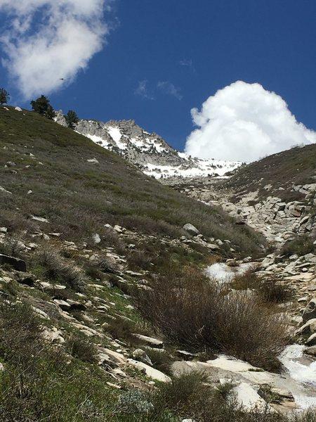 Rock Climbing Photo: Alpine