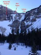Rock Climbing Photo: Sofa Creek climbs