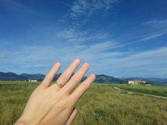 Lost wedding ring.