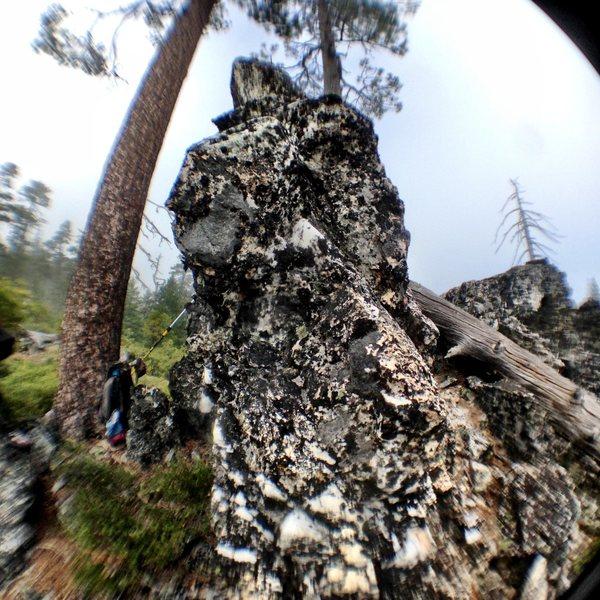 alrtrusian boulder