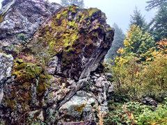 Rock Climbing Photo: Jesus Ranch