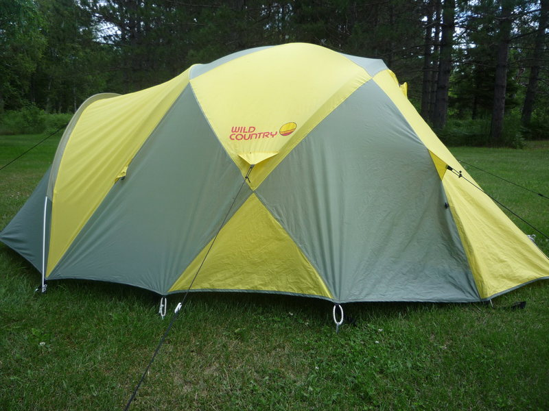 wild country tent