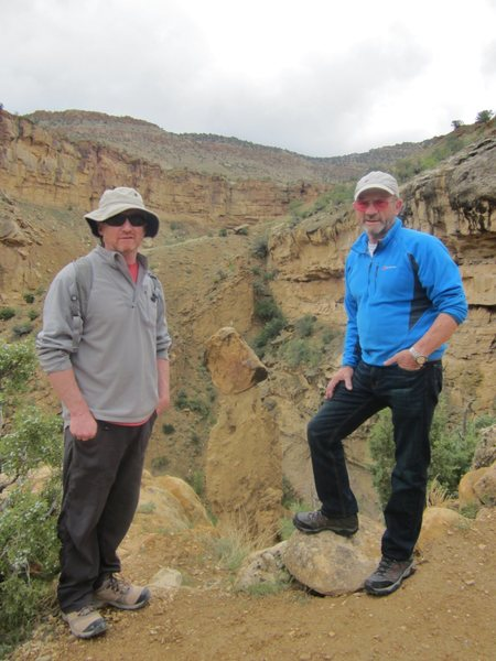 Rock Climbing Photo: Palisade with Andy 2015  and The 19th Hole
