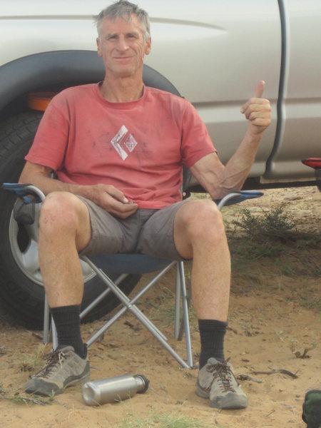 Jim Howe .. San Rafael Swell 2015