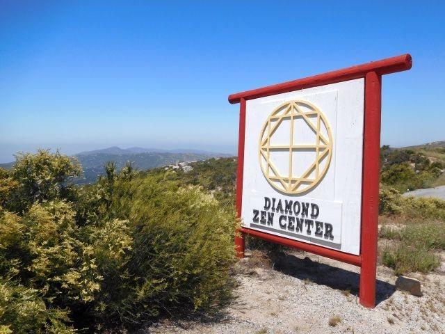 Rock Climbing Photo: Diamond Zen Center, San Jacinto Mountains