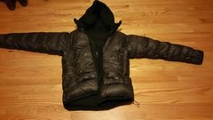 Parka Front Closed