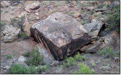 Rock Climbing Photo: Bend & Ascend beta.