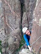 Rock Climbing Photo: HI!
