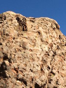 Rock Climbing Photo: Please don't take the lower off biner. It might no...