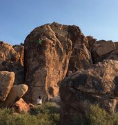 Rock Climbing Photo: View of Sunnyside Campground from the picnic table...