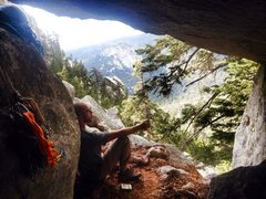 Rock Climbing Photo: Super plush Alpine Bivi for 10+