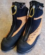 Scarpa Phantom Guide Ice Boots Size 42.5
