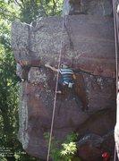 Rock Climbing Photo: Erol