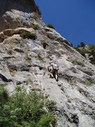 """Rock Climbing Photo: Pretty sure this is on """"Fresh Start"""" and..."""
