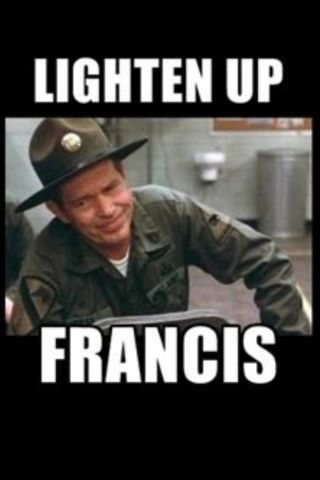 Lighten Up Francis