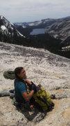 Rock Climbing Photo: Dozier Dome Summit
