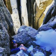 Rock Climbing Photo: Spire 2- Custer