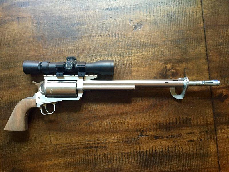Bolt gun #1