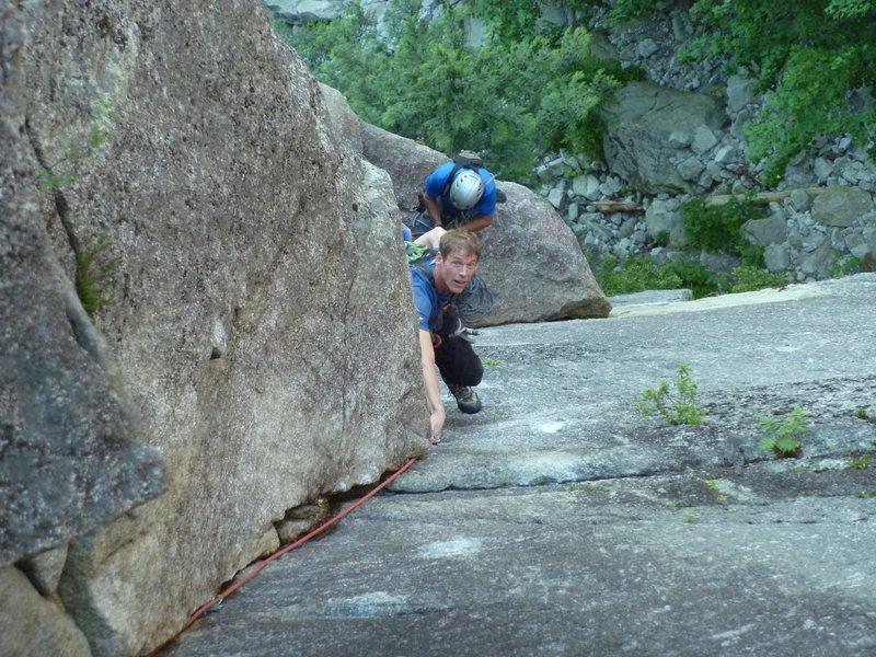 Rock Climbing Photo: Rock On