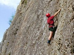 Rock Climbing Photo: Its not too far michael dinkel you can do it. mich...