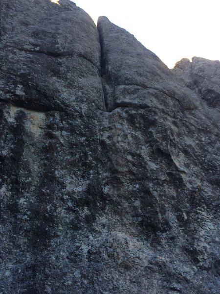 Rock Climbing Photo: The .75 Quandary