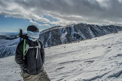 Rock Climbing Photo: Quandary Hike