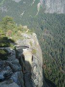 Rock Climbing Photo: Horsetail Falls Bibler Bivouac!!