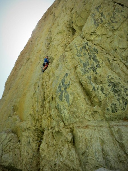 Rock Climbing Photo: Subatomic
