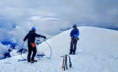 Rock Climbing Photo: 6 day climbing course near Bellingham, WA