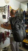Rock Climbing Photo: Dry bag Kit!
