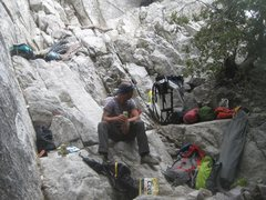 Rock Climbing Photo: El cap Yard Sale!