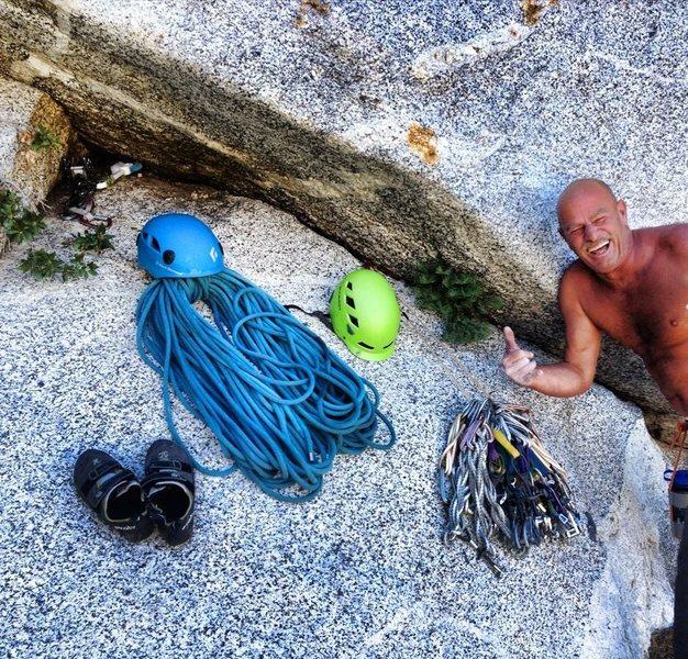Alpine rope nest!!!