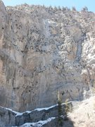 Rock Climbing Photo: Why you might want to visit Las Vegas when it 110�...