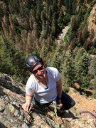 Rock Climbing Photo: Hanging Gardens