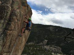 Rock Climbing Photo: Nice and scenic area.